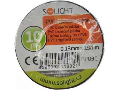 Izolační páska 19mm x 0,13mm x 10m