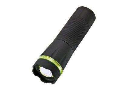 1W LED svítilna Solight s fokusem 70Lm 3 x baterie AAA