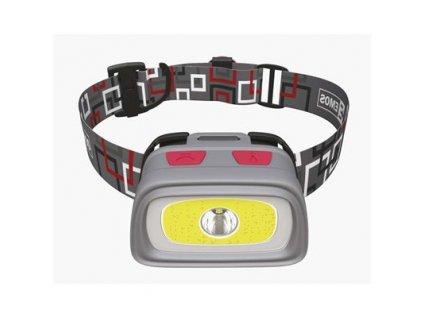 LED čelová svítilna EMOS P3531 330Lm 3 x baterie AAA