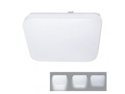 LED přisazené stmívatelné svítidlo 18W/230V/1260Lm/4000K/IP20, 33x33cm, bílé