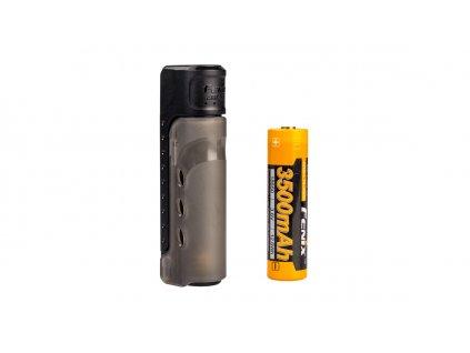 USB nabíječka baterií Fenix ARE-X11 + 3500 mAh aku (Li-ion)