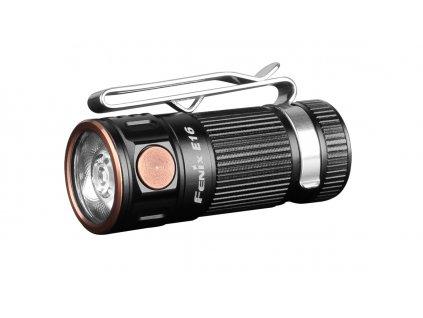LED mini svítilna Fenix E16 700Lm 1 x baterie CR123A