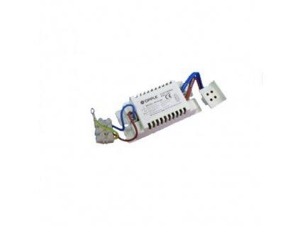 Elektronický předřadník YZ 22D pro zářivku, úspornou zářivku YH 22W, IP20