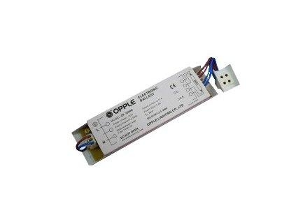 Elektronický předřadník YZ 55D (PLH) pro zářivku 55W, IP20