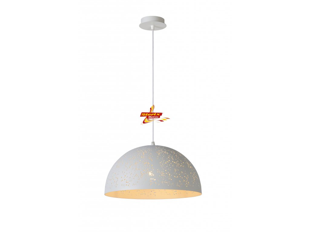 ETERNAL - Pendant light - Ø 40 cm - White