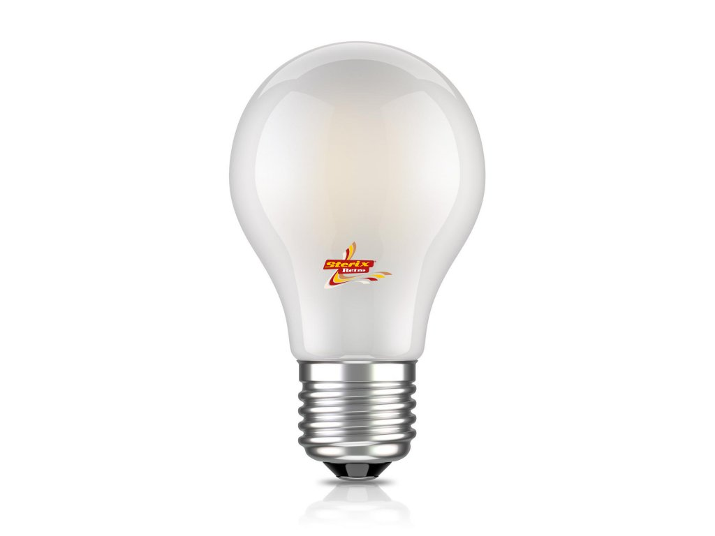 LED A60 Frosted 8W E27 4000K
