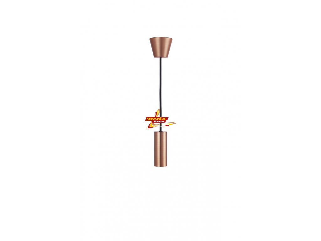 SYLCONE PENDANT COPPER
