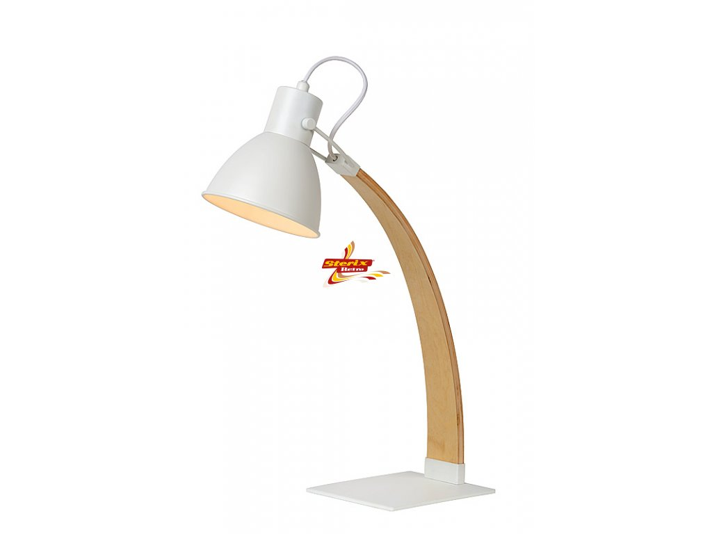 CURF White stolní lampa