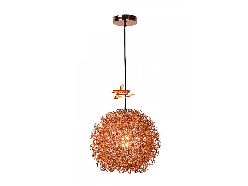 NOON - Pendant light - Ø 40 cm - Copper