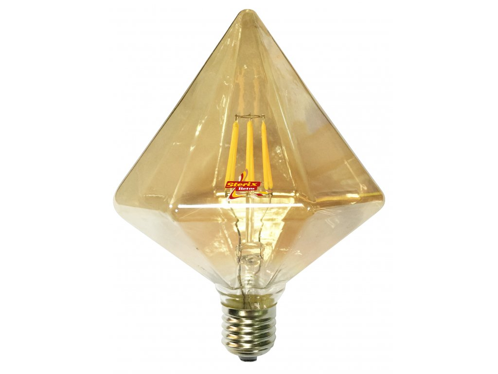 LED Tron Gold E27