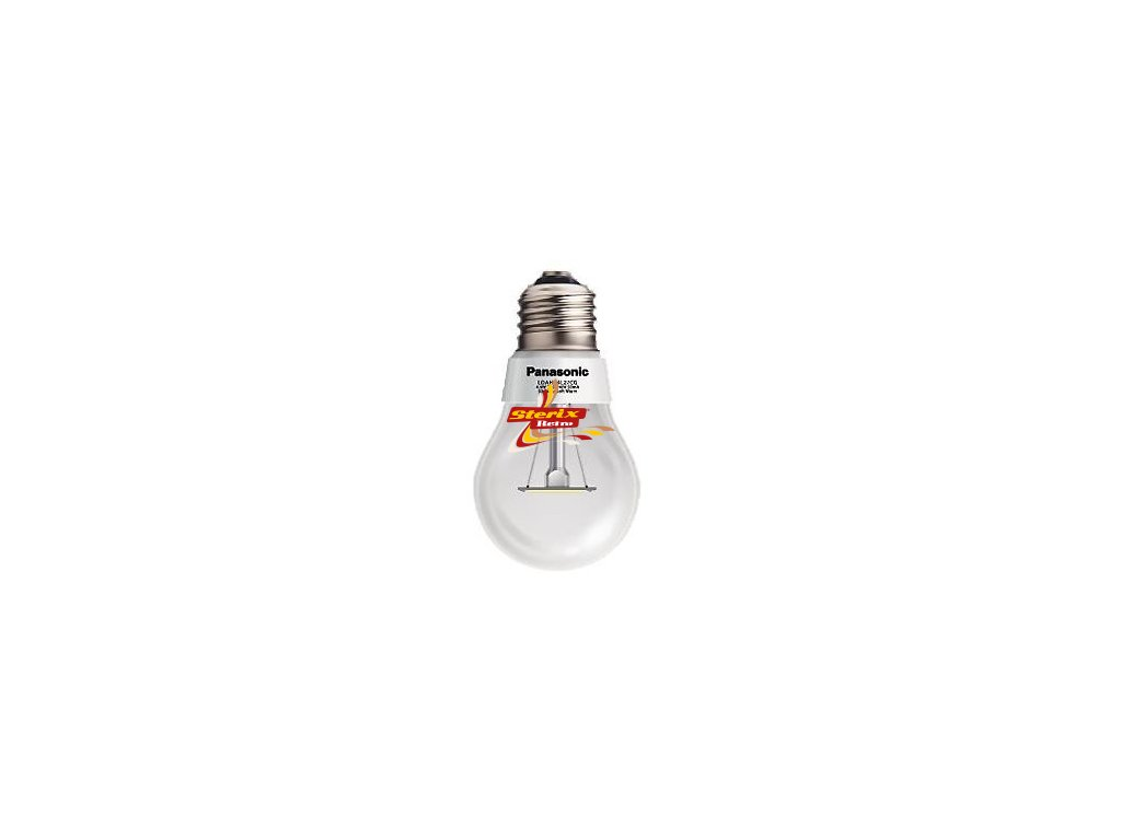 LED žárovka Nostalgic Clear 4.4W E27 2700K retro LED žárovka