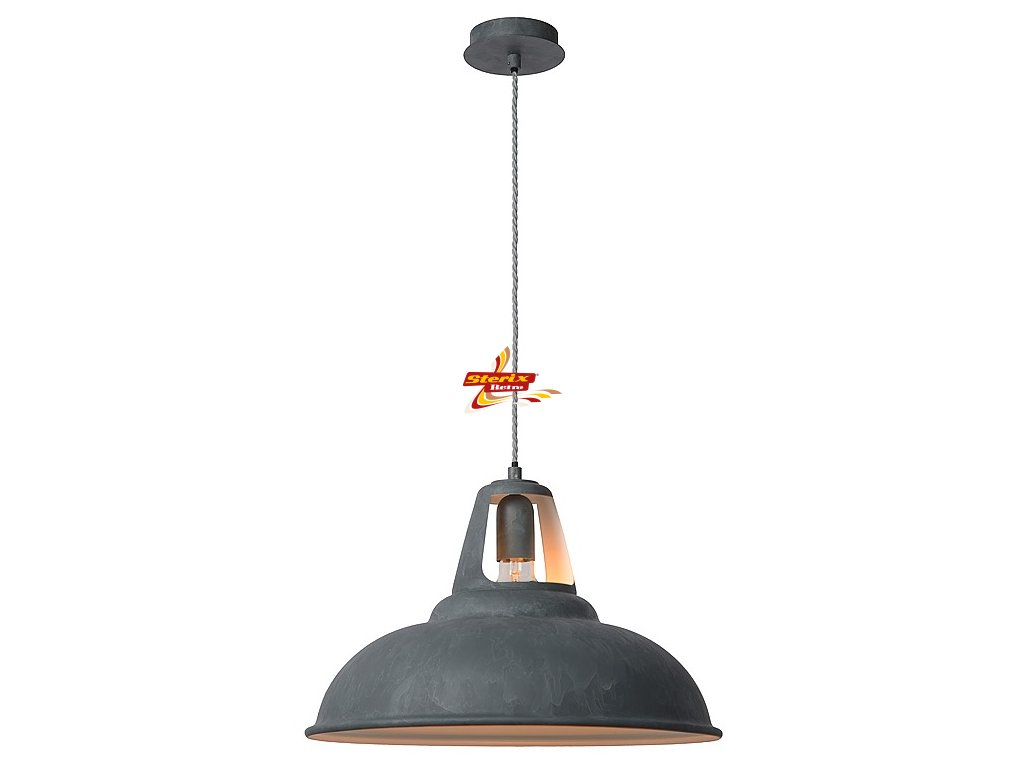 MARKIT - Pendant light - Ø 45 cm - Grey