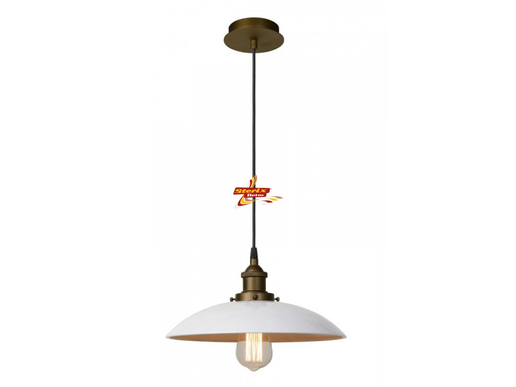 BISTRO - Pendant light - Ø 32 cm - White