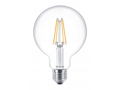 FILAMENT Classic LEDglobe 7-60W E27 827 G93 ND retro LED žárovka