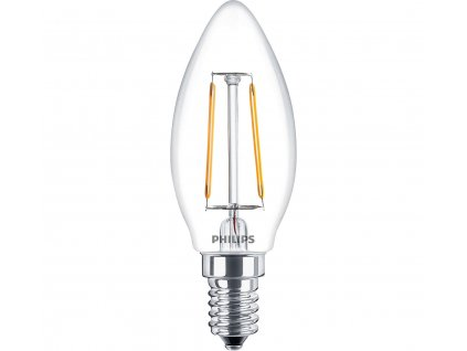 FILAMENT Classic LEDcandle ND 2-25W E14 827 B35