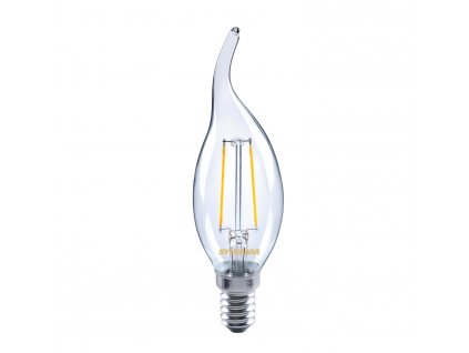 ToLEDo RT Candle Bent tip 250LM E14 retro LED žárovka