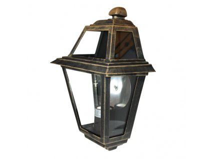 Wall Lantern Rust IP44