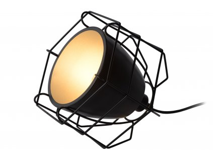 GRID - Table lamp - Black