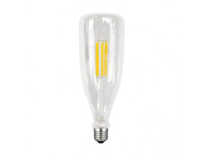LED Bottle E27 retro LED žárovka