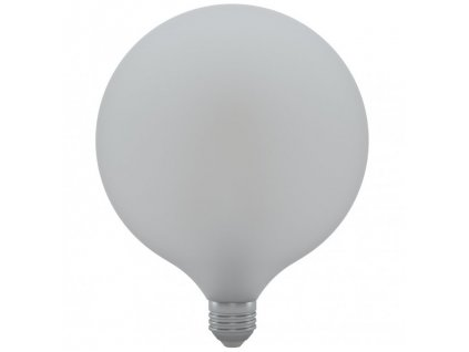 LED retro žárovka G125 Frosted 7W E27 2700K