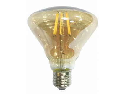 LED SOHO gold E27 retro LED žárovka