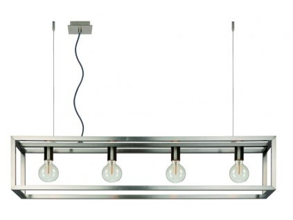 ORIS - Pendant light - Satin Chrome