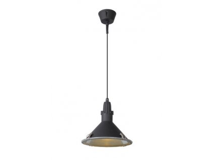 TONGA - Pendant light Outdoor - Ø 25 cm - IP44 - Black