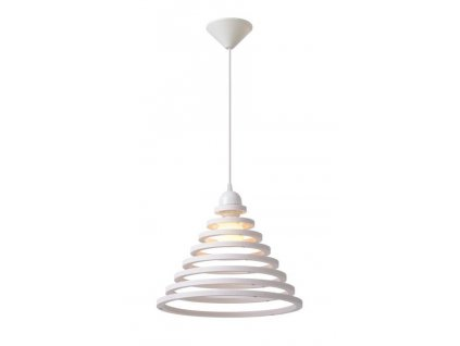 TORA - Pendant light - Ø 35 cm - White