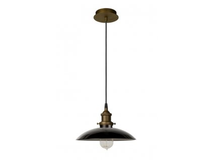 BISTRO - Pendant light - Ø 25 cm - Black