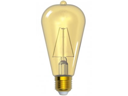 LED ST64-2704A 4W E27 2200K retro LED žárovka