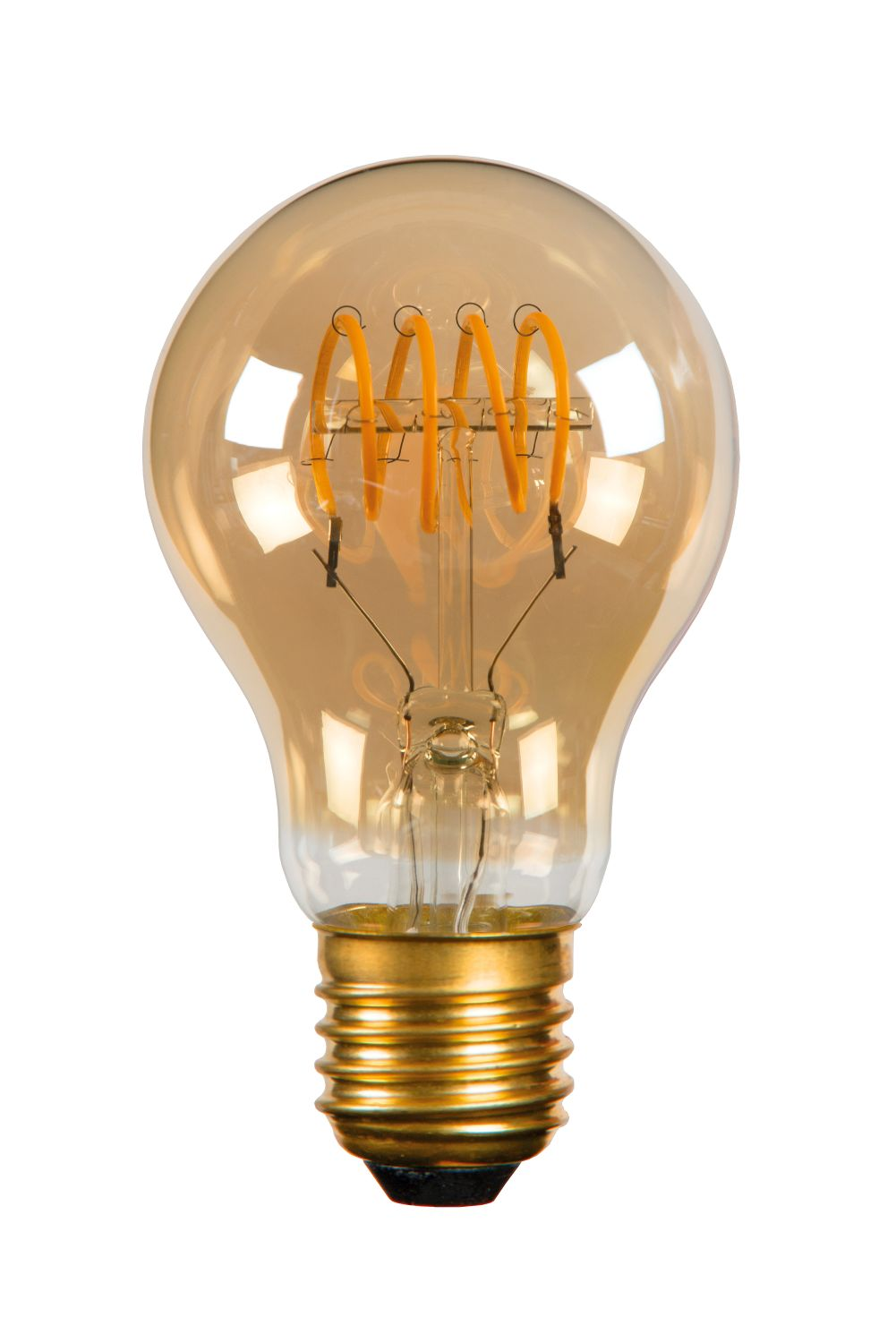 EDISON LED žárovka A60 GOLD