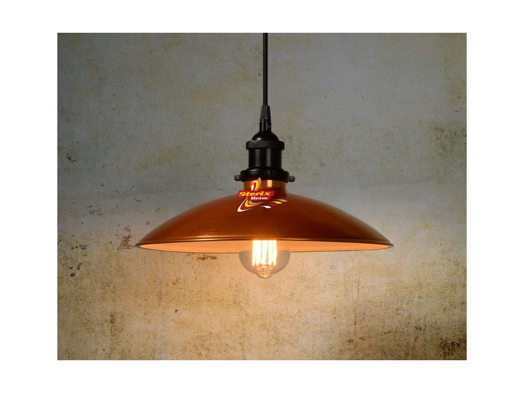 BISTRO - Pendant light - Ø 32 cm - Copper