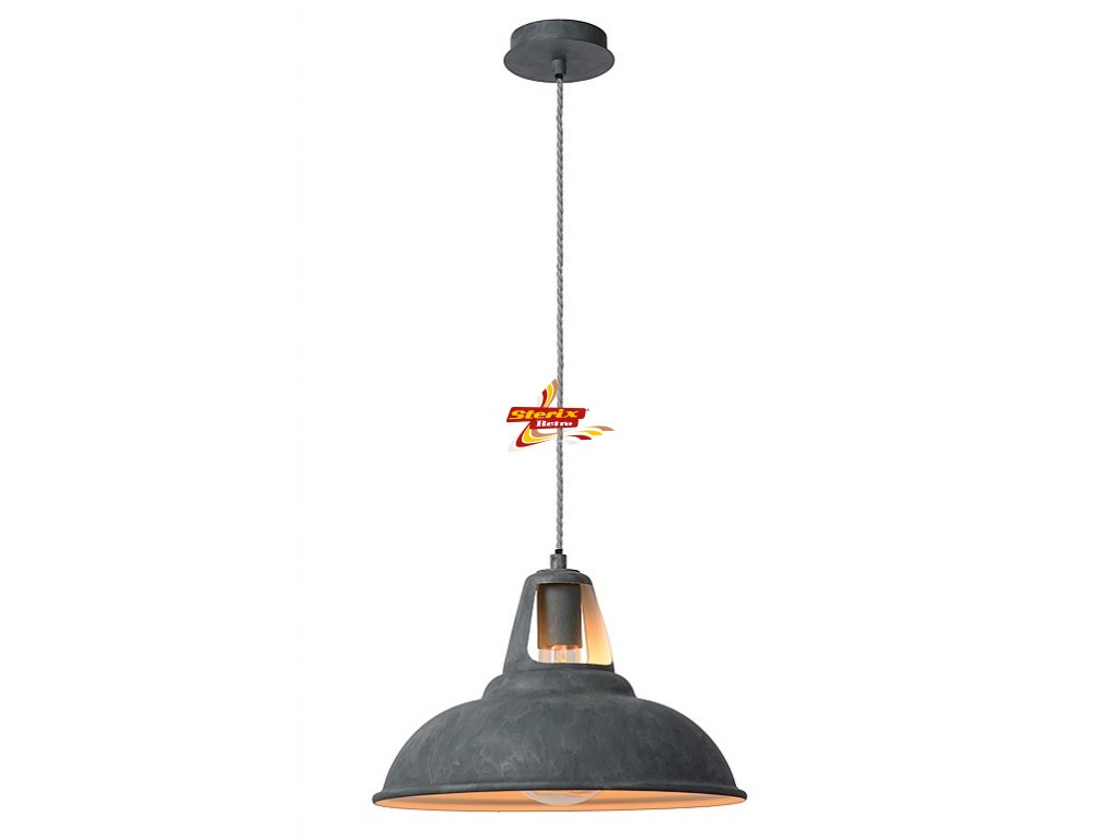 MARKIT - Pendant light - Ø 35 cm - Grey