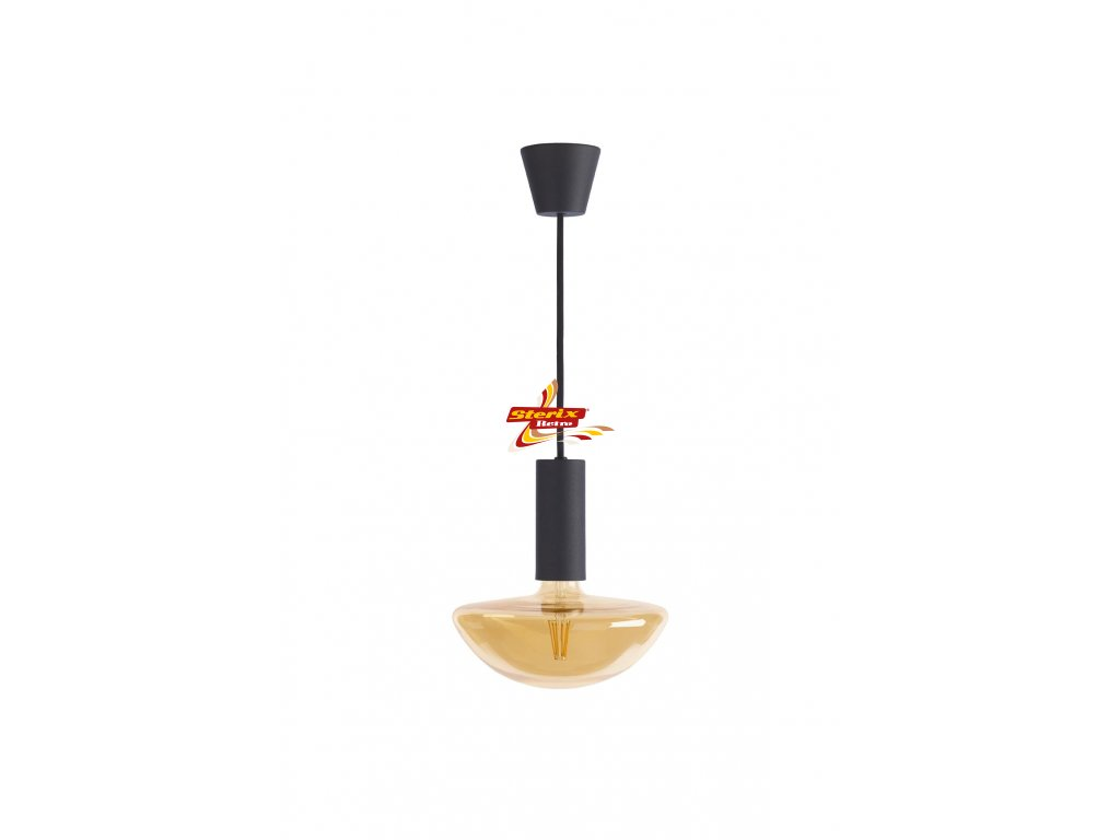 SYLCONE PENDANT BLACK RETRO GX200
