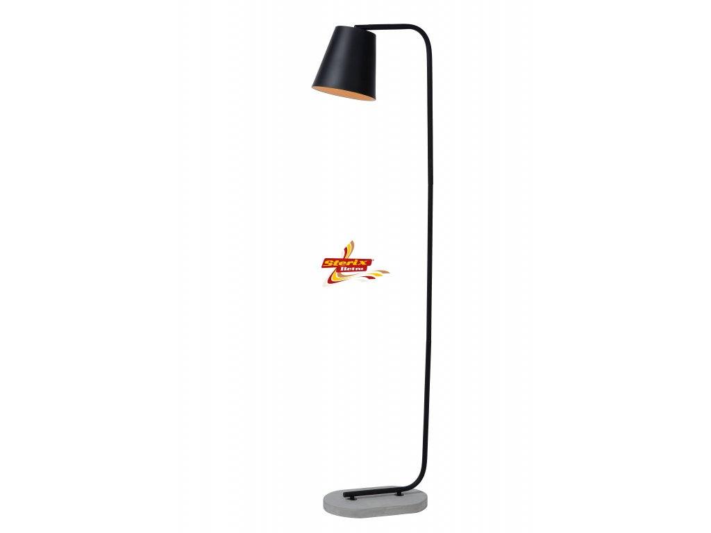 CONA - Floor lamp - Black