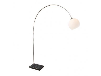 Stojaca lampa Harry Black