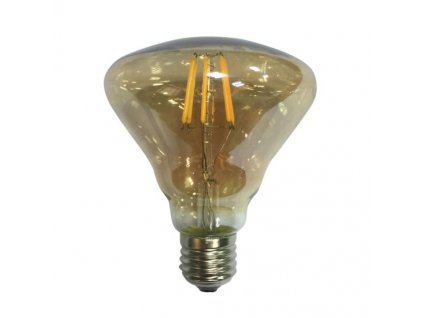 LED SOHO gold E27 retro LED žiarovka