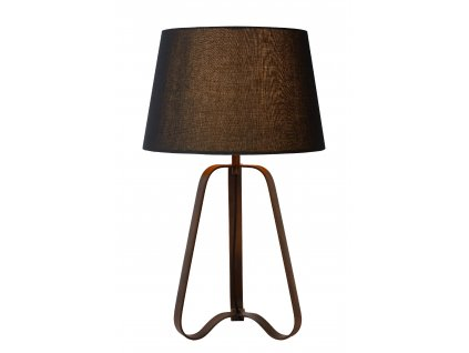 Stolná lampa CAPUCINO - Rust Brown
