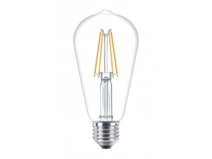 FILAMENT Classic LEDbulb ND 7-60W E27 827 ST64 retro LED žárovka