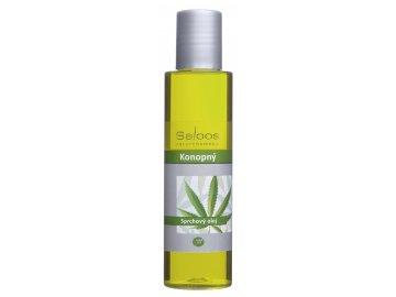 Saloos sprchový olej Konopný 125 ml