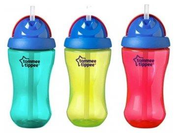 Tommee Tippee sportovní láhev s brčkem