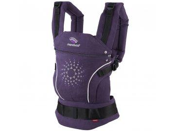 Nosítko Manduca Purple Darts (1)