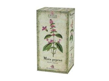 Grešík Bylinný čaj MÁTA PEPRNÁ 20x1,5g