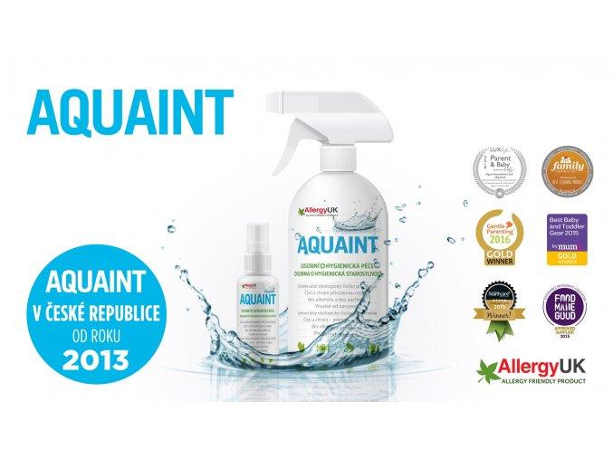 Aquaint 100% ekologická čisticí voda