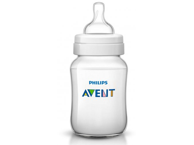Philips Avent Kojenecká láhev Classic Plus 260 ml