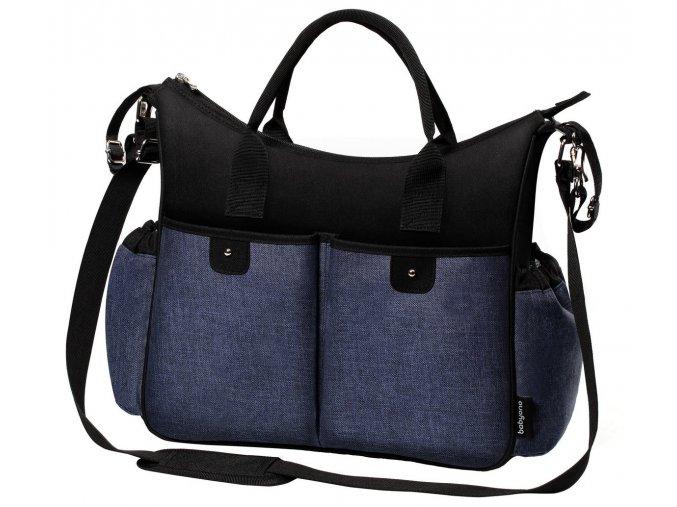 Baby Ono přebalovací taška na kočárek So City tmavě modrá (4)