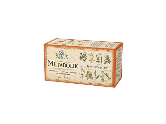 Metabolik čaj porcovaný
