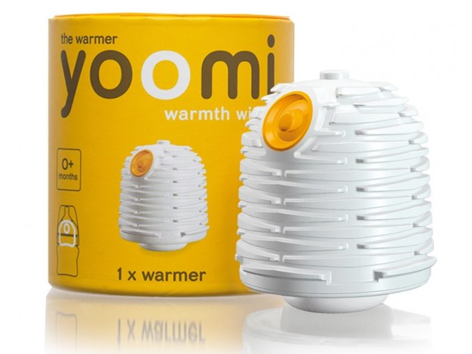 Yoomi Warmer ohřívač do lahve 1