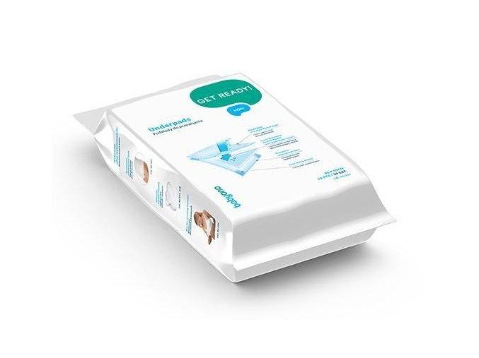 BabyOno Hygienické podložky 40x60cm 10ks