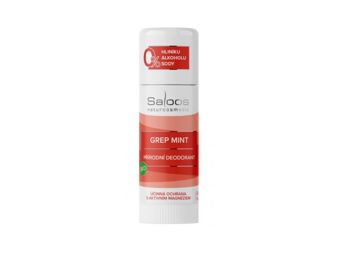 Bio deodorant grep mint